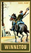 Winnetou II von Karl May (2001, Gebundene Ausgabe)