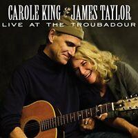 James Taylor Carole King - Live At The Troubadour (NEW CD)