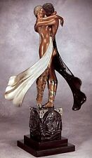 Lovers & Idol (Bronze), Limited Edition, Erte - MINT CONDITION with COA