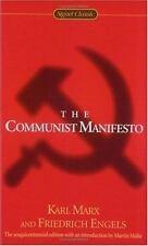 The Communist Manifesto (Signet Classics)-ExLibrary