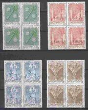 Luxemburg - 1966 - Mi. 729-32 (Blok v. 4) - Postfris - L2869