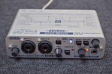 EDIROL By Roland UA-25 USB Digital Audio / MIDI Recording interface 24-bit/96