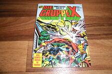 Marvel präsentiert:   die GRUPPE X  # 5 -- Taschenbuch von Condor 1986