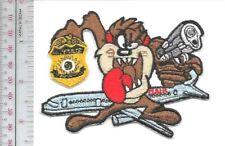 US Marshal Service USMS Federal Air FAMAIR ConAir Plane Tasmanian Devil Marshal