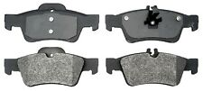 NEW ACDELCO 17D986M DISC BRAKE PAD SET SEMI METALLIC REAR FOR CL500 CL550 CL600