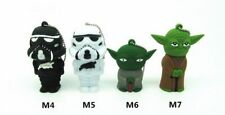 Star Wars USB Flash Drive Thumb GB USB Memory Stick U Disk Pen Drive 4 - 64 GB