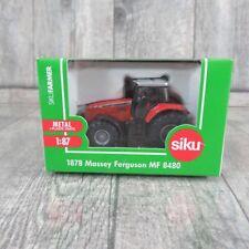SIKU 1878 - 1:87 - Massey Ferguson MF 8480 Traktor - OVP -#V29375