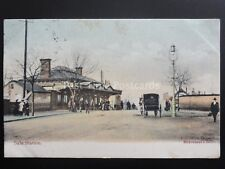 Greater Manchester SALE Railway Station c1905 by Birkenhead Series