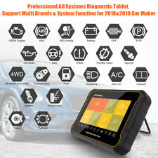 2020 Foxwell  Automatic Scanner DPF ABS,EPB,TPS,Injector Oil Reset Car Code Read