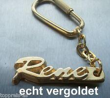 Uhren & Schmuck Edler SchlÜsselanhÄnger Maria Echt Vergoldet Gold Name Keychain Keyring Neu Zu Verkaufen
