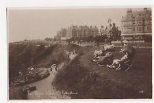 Folkestone, The Upper Leas RP Postcard, A636