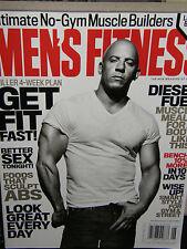 Men's Fitness      Diesel Fuel       2013 magazine  new/unread/no-label
