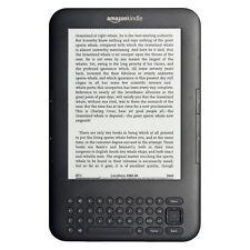Amazon Kindle Keyboard (3rd Generation) 4GB, Wi-Fi, 6in - Graphite