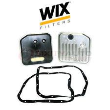 Wix Auto Transmission Filter Kit for 1998-2009 Dodge Ram 2500 5.2L 5.9L 8.0L sp
