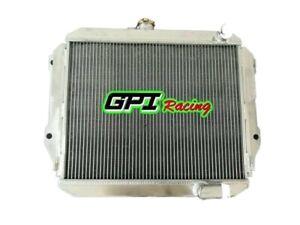 ALUMINUM ALLOY RADIATOR FOR DAIHATSU ROCKY F7/F8 2.8D/2.8TD DL/DLT M/T 1985-