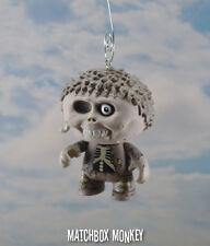 GPK Dead Ted Christmas Ornament Garbage Pail Kids Vinyl Figure Adorno TV Zombie