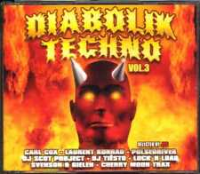 Compilation - Diabolik Techno Vol. 3 (4 CD) - 2003 - Techno Trance Hardstyle