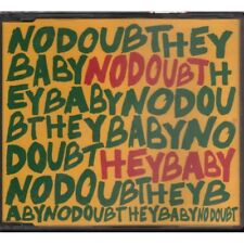 No Doubt CD's SINGOLO Hey Baby Nuovo 0606949766429