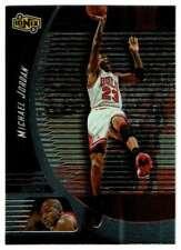 Michael Jordan 1998-99 Upper Deck Ionix Chicago Bulls #4 SOME FOR CHARITY! LooK!