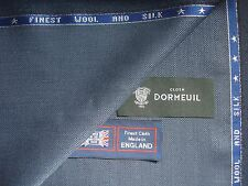 "Dormeuil ""Wolle & Seide"" Luxus Einlege/Polyesterstoff Stoff - 2.0 m. - Made in England"