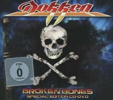 Dokken - Broken Bones (Limited Digipak + DVD) - CD