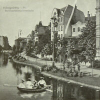 Konigsberg Picture Book w/92 photos from 1899-1930 of Kaliningrad East Prussia