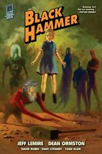 Black Hammer 1 : Secret Origins & The Event: Library Edition, Hardcover by Le...