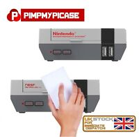 Nintendo NES Vinyl Di Cut Logo for NESPI Retroflag Raspberry pi Case Retropie