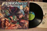 Funkadelic Connections & Disconnections LP  LAX Records ‎JW-37087 VG+/VG+