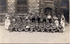 WW1 wounded Soldier VAD Nurse TFNS Military Auxiliary Hospital Portsmouth School
