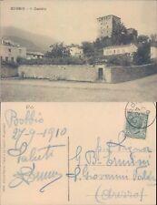 BOBBIO,IL CASTELLO - EMILIA R.(PC)-ANIMATA/VG  N.45026