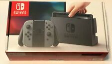 Original Nintendo Switch Gray RETAIL BOX ONLY w/ inserts * NO CONSOLE, NO GAME