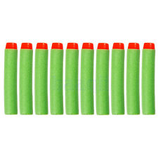 TY0067X550 Green Refill Bullet Darts for Nerf N-strike Toy Gun Outdoor Play K MA