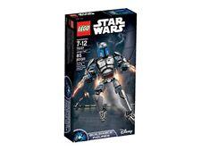Lego Jango Fett 75107 Construible Figuras Disney Loose Star Wars