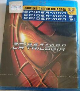 Spider-Man - La Trilogia (3 Blu-Ray) Cofanetto SpiderMan Collection