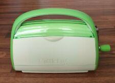 Provo Craft Cricut Cuttlebug Die Cut Cutting Embossing Machine Green Easy Carry