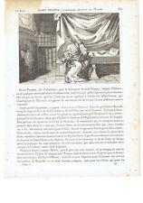 1825 Vie Saints: Saint Prosper Tiro d'Aquitaine 25 Juin San Prospero d'Aquitania