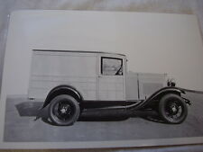 1930 1931  FORD  SEDAN DELIVERY   12 X 18  LARGE PICTURE  PHOTO