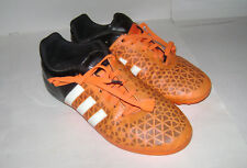 Adidas Futball Ace 15.3 Fg Soccer Cleats Shoes Boys Shoes size 5 Orange S83247