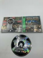 Sony PlayStation 1 PS1 CIB Complete Star Wars: Episode I Jedi Power Battles GH