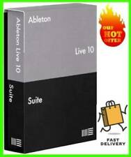 Ableton Live 10 Suite ⚡Windows & MAC Lifetime Vers⚡ Fast Delivery⚡