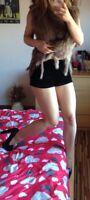 Kelly Brook Hot Pants Size:8