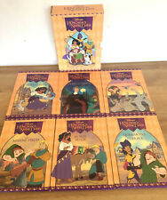 Disney's The Hunchback Of Notre Dame Six New Adventures- Grolier Books Rare VGC
