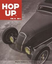 HOP UP magazine. Volume 12, Issue 1.