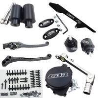 Hand Bar Ends Brake Pedals Gear Shift Lever Fairing Bolt For Honda CBR600 F4 F4i