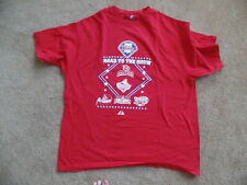 New listing Philadelphia Phillies t-shirt / red / road to the show / size XL / majestic