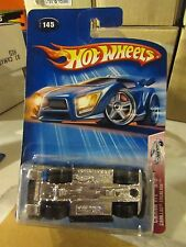 Hot Wheels Cadillac Escalade Crank Itz #145 Black (car flipped sideways)