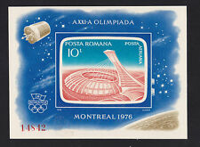 Echte Briefmarken mit Motiven aus Rumänien