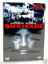 Safe House DVD Region 2 neu Denzel Washington Ryan Reynolds