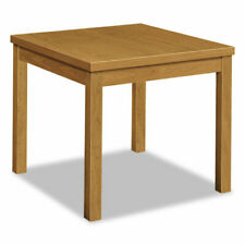Laminate Occasional Table Square 24w X 24d X 20h Harvest